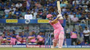 IPL 2019: Joss Buttler's 89 helps Rajasthan Royals beat Mumbai Indians by 4 wickets in a last over thriller