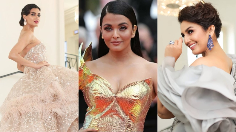 Cannes 2019: Aishwarya Rai Bachchan, Diana Penty and Huma Qureshi grace the red carpet, see photos