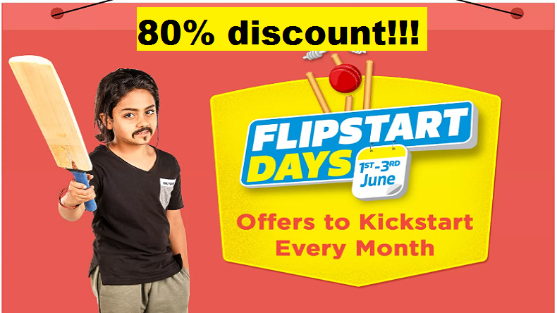 Flipkart sale from June 1: 80 percent discount on mobile phones, laptops, TVs, headphones and more