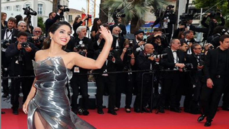 Cannes Film Festival 2019, Cannes Film Festival 2019 hina khan, Hina Khan, Hina Khan at Cannes, Hina Khan Instagram, Hina Khan latest updates, Hina Khan pictures, Cannes 2019, Cannes