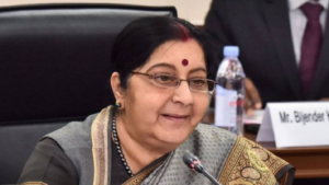External Affairs Minister Sushma Swaraj, India Nigeria high commission, Indian sailors abducted by pirates in Nigeria, Indian sailors abducted in Nigeria