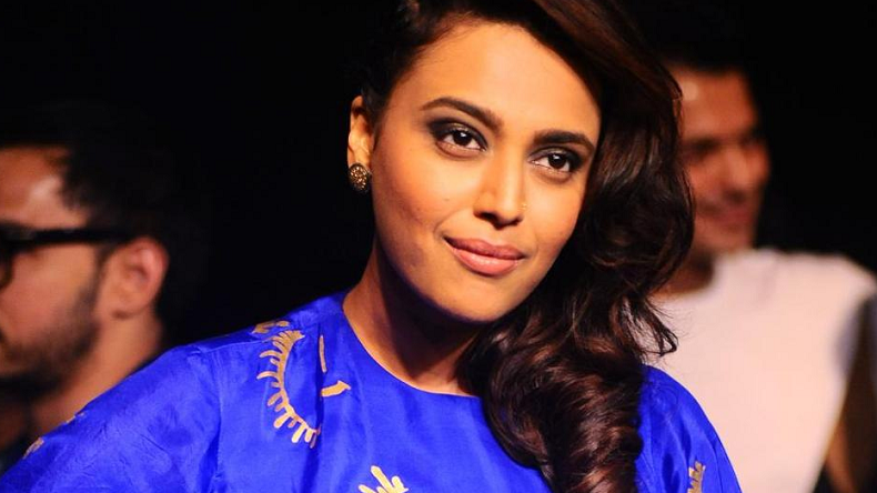 Swara Bhaskar hits back over campaign jinxs reports