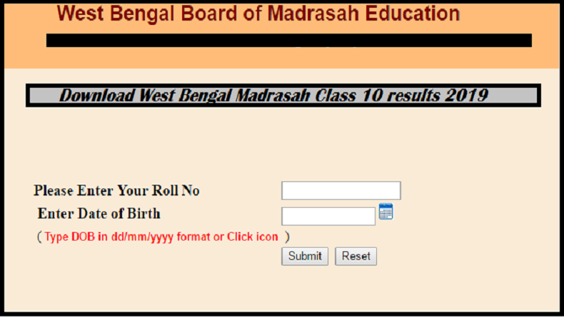 West Bengal Madrasah Class 10 results 2019 LIVE, West Bengal Board of Madrasah Education, WBBME, West Bengal Madrasah Class 10th result 2019, West Bengal Madrasah Class 12th results, wbresults.nic.in, How to download West Bengal Madrasah Class 10 results 2019, date and time for WB Madrasah Class 10 results, websites to download West Bengal Madrasah Class 10 results
