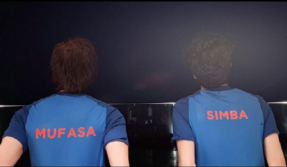 Happy Fathers Day's 2019: Shah Rukh Khan, Aryan Khan gear up for India vs Pakistan World Cup match, see picture