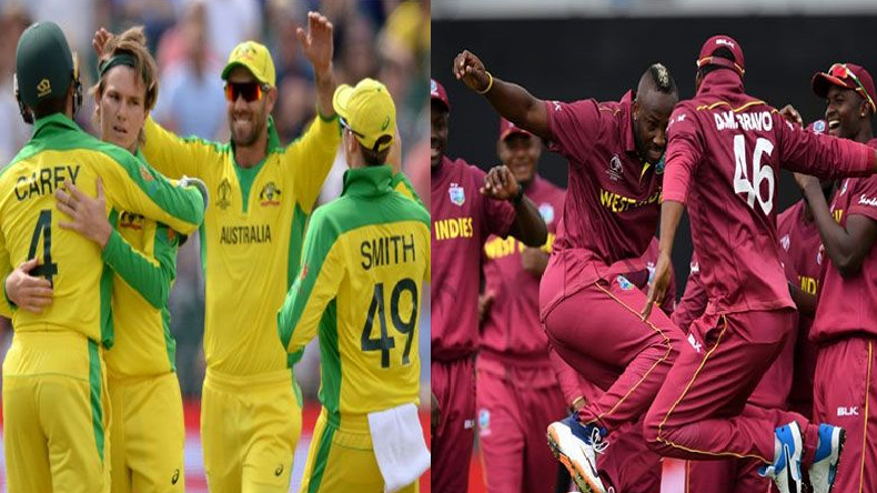 Aus Vs WI, ICC Cricket World Cup 2019