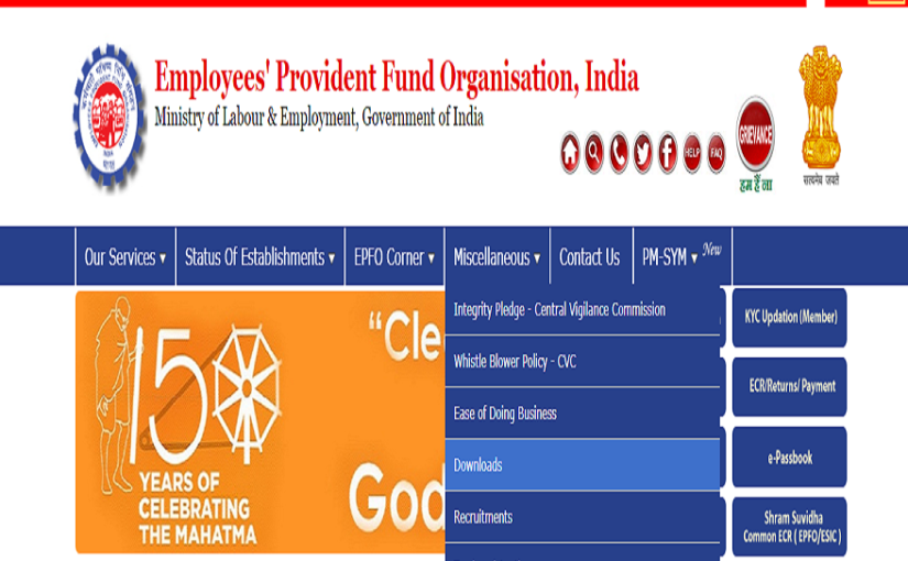 EPFO SSA recruitment 2019: Apply for 2189 posts, check how