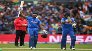 India vs Pakistan ICC Cricket World Cup 2019: Rohit Sharma becomes 2nd Indian after Virat Kohli to hit World Cup ton against Pakistan