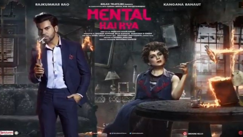 Mental Hai Kya trailer to be out soon