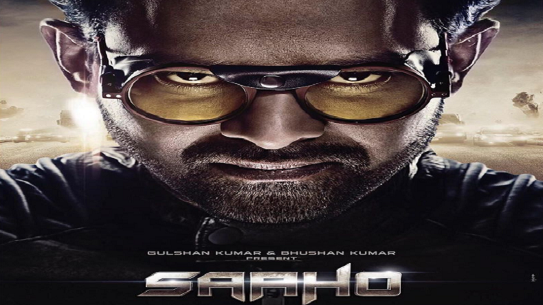 Saaho poster released