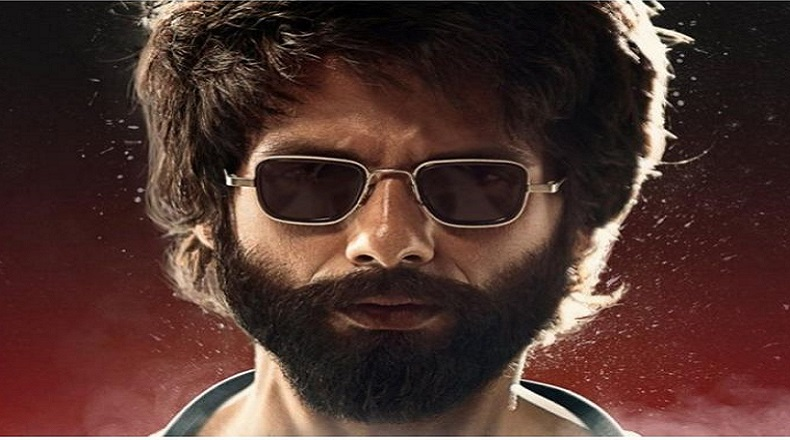 Shahid Kapoor reveals that he is in complete contrast to his character Kabir Singh