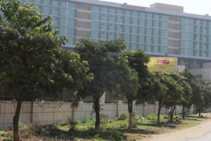 ESIC hospital fire, Fire breaks out at ESIC Hospital, Basai Darapur fire