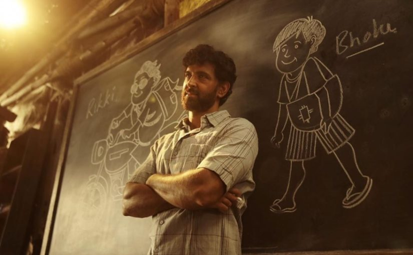 Hrithik Roshan's film Super 30 is likely to cross Rs 100 crore mark today
