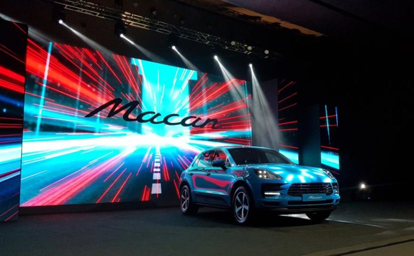 Porsche launches Macan, it costs more than a flat