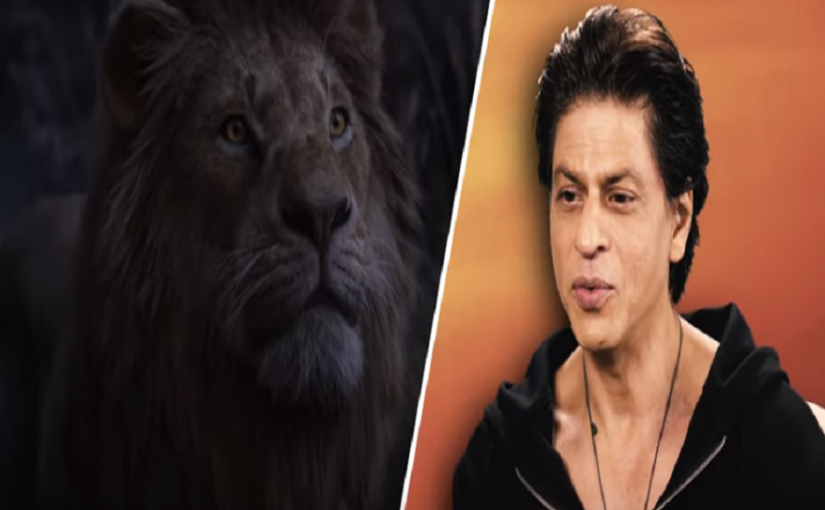 Shah Rukh Khan opens up about his character Mufasa in this BTS video