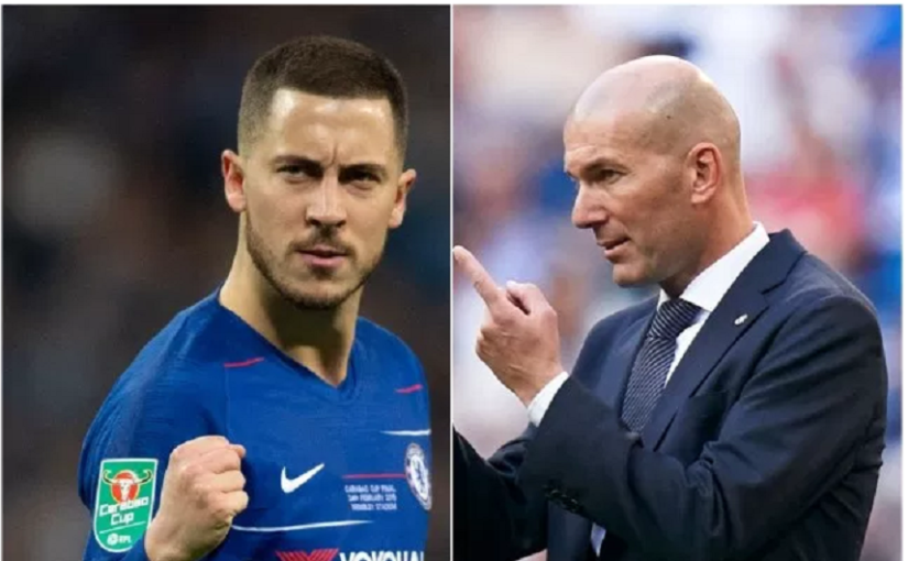 Down and out after Cristiano Ronaldo exit, can Hazard, Zidane power a Real Madrid revival?