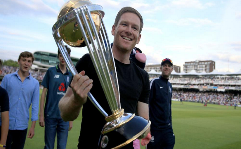 World Cup winning England captain Eoin Morgan questions ICC rule, says not fair to have a result like that