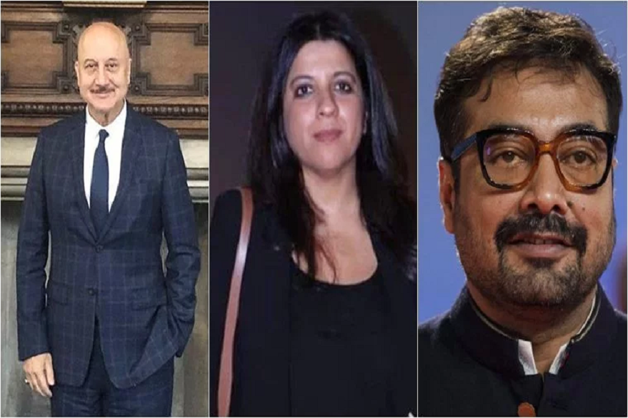 Movie Academy, Motion Picture Academy, Academy of Motion Picture Arts and Sciences, anupam kher, zoya akhtar, anurag kashyap, Motion Picture Academy, anupam kher Motion Picture Academy, anupam kher oscars, zoya akhtar oscars committee, indians oscars members