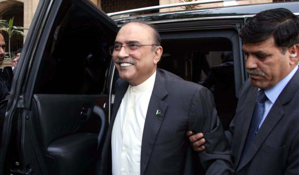 Former Pakistan President Asif Ali Zardari arrested in Money Laundering Case