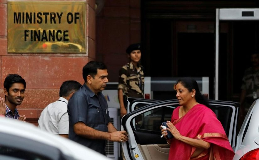 Finance Ministry reiterates prior appointment clause for journalists entry, clarifies no ban in place