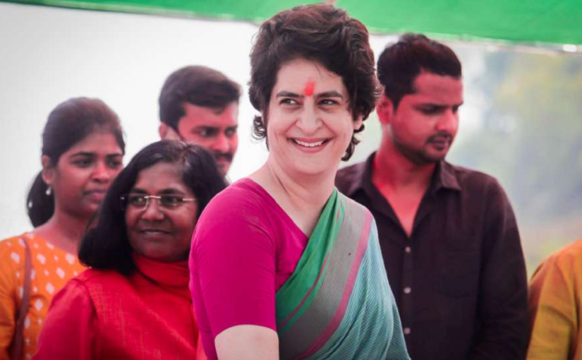 Congress leader Priyanka Gandhi Vadra | File photo