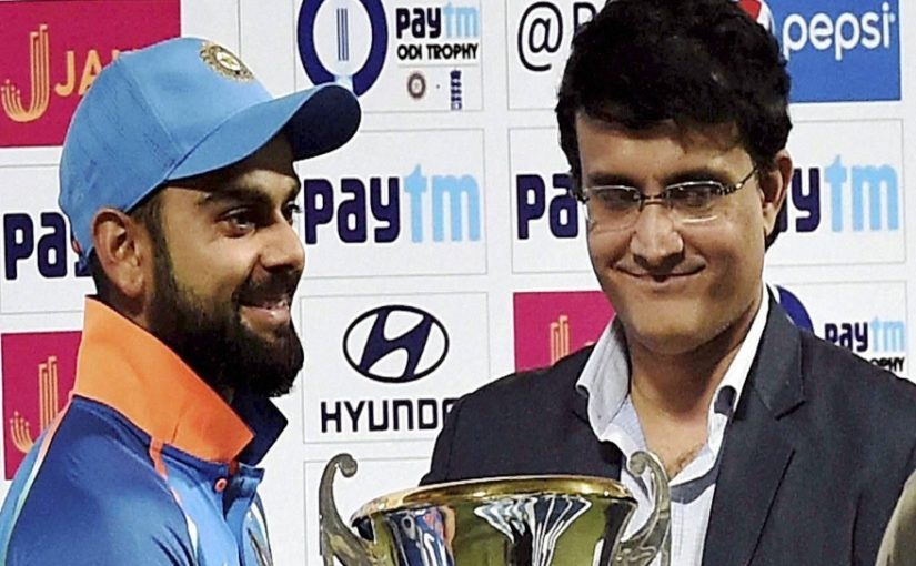 Sourav Ganguly: Virat has right to say who he wants as coach