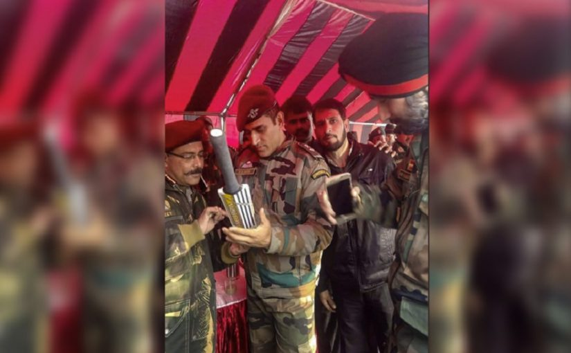 Lt Colonel MS Dhoni joins duty in Jammu and Kashmir