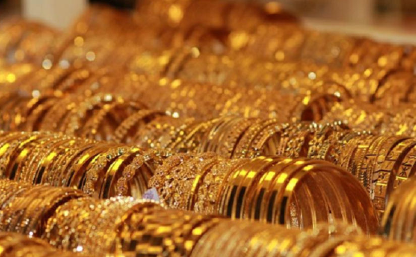In India, Gold is considered as a safe investment in uncertain times.