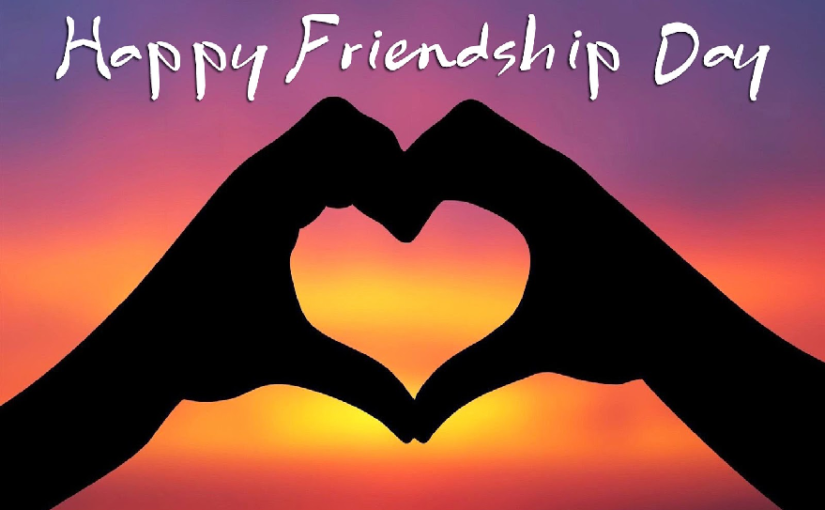 Happy Friendship DayHindi quotes 825x510 - Heartwarming wishes, quotes, SMS, images of the day dedicated to friends