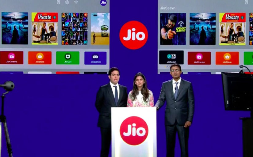 Reliance launches Jio Set-Top Box: GigaTV offers 600 TV channels, 4K video streaming, Gaming starting from Rs 700 per month