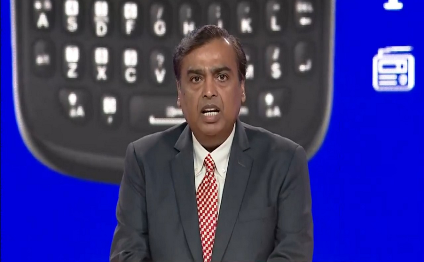 Reliance AGM 2019: Mukesh Ambani announces Jiophone Monsoon Hungama offer, JioPhone2 to be available for Rs 2,999 from August 15