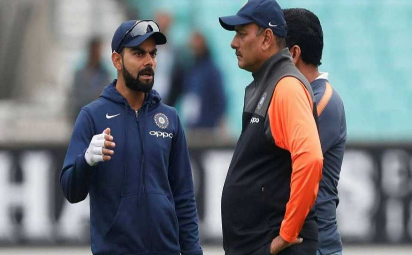Ravi Shastri to continue as head coach of Indian cricket team, says reports