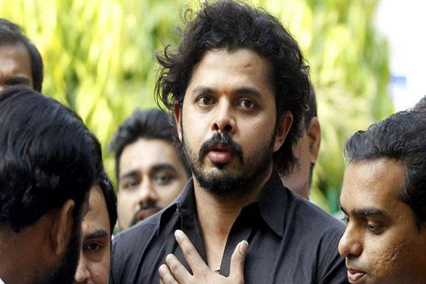 BCCI reduces Sreesanth life ban to 7 years, available for selection next year