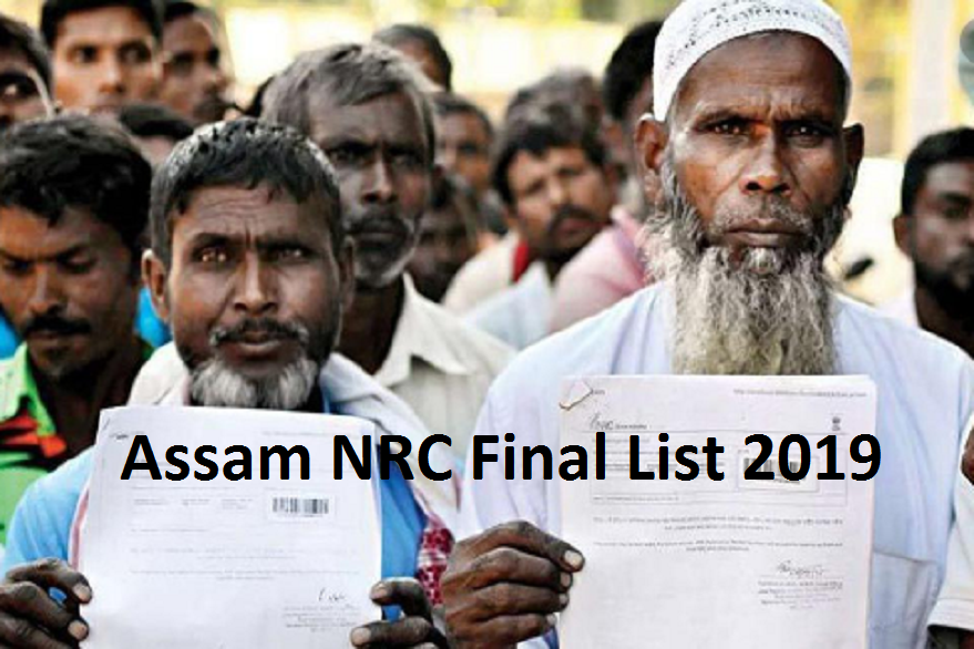 Assam NRC Final List 2019 to be out tomorrow