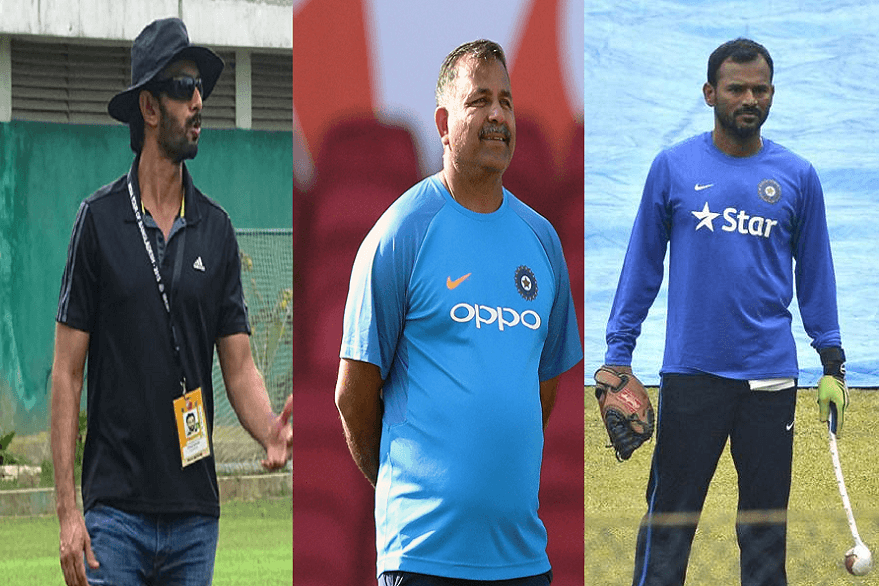 Vikram Rathour to be the new batting coach of team India, team manager S Subramanium replaced by Girish Dongre