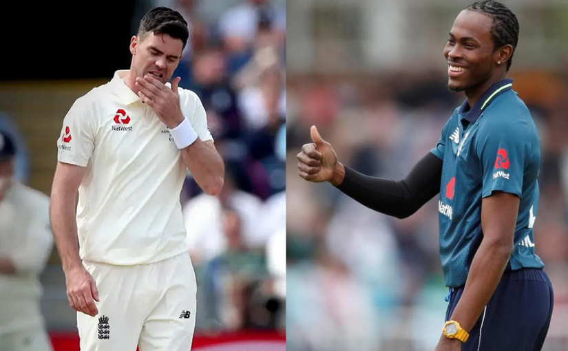 England star pacer James Anderson rested for the second Ashes Test match; Jofra Archer to replace him