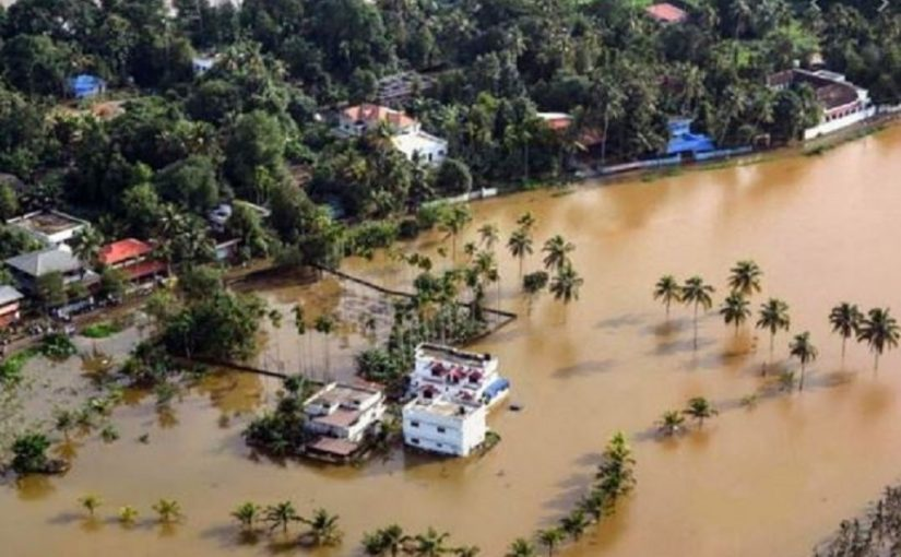 Kerala floods: Red alert in Kannur, Wayanad and Kasaragod districts amid reports of people missing and dead