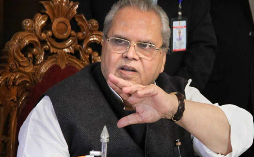 Kashmir on alert: Governor Satya Pal Malik says no reason to worry about JK's special status at present but can't give assurance for tomorrow