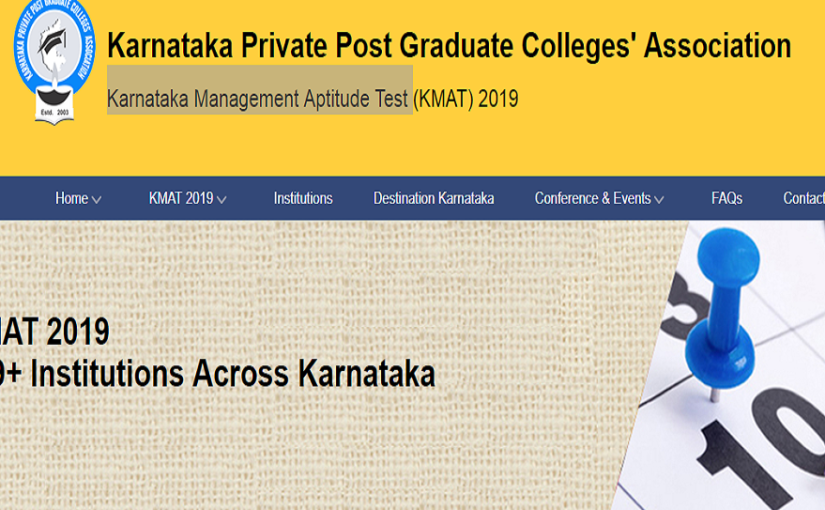 KMAT Result 2019: Karnataka Private Post Graduate Colleges' Association to release results on August 15 @ kmatindia.com