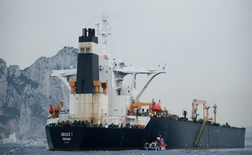 All 24 Indian members of VLCC Grace 1 ship released in Gibraltar: MEA