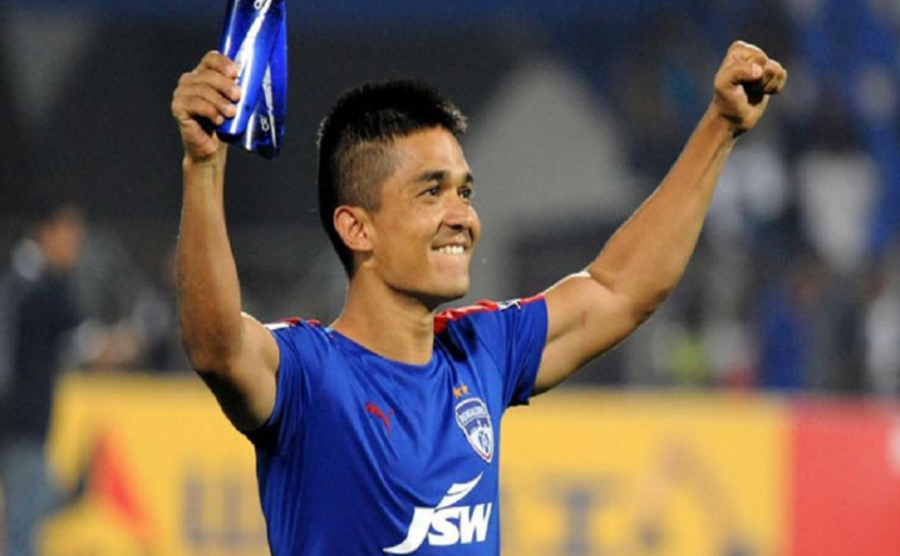 Happy Birthday Sunil Chhetri: Goal machine's emotional video had MS Dhoni, Virat Kohli share it