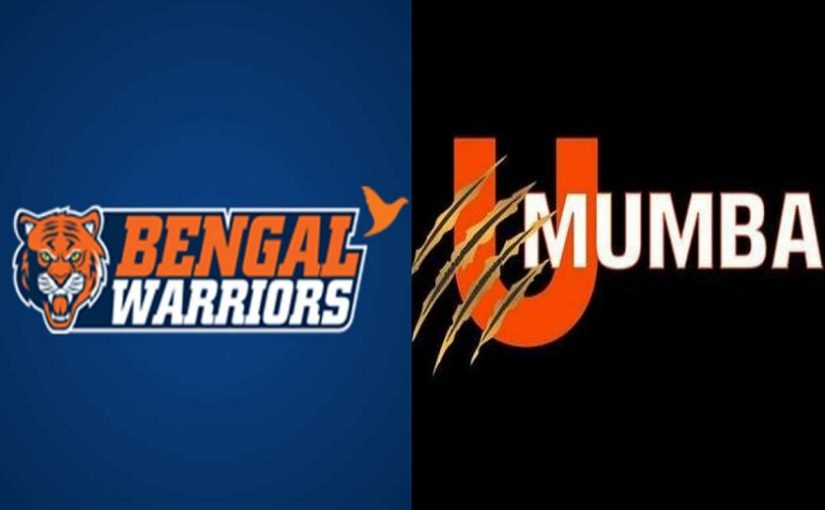 Pro Kabaddi League 2019 Bengal Warriors vs U Mumba: Know when and where to watch live telecast, live streaming, India timing