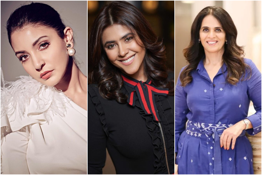 Anushka Sharma, Ekta Kapoor, designer Anita Dongre, Ritu Kumar, others among top Fortune India's list of most powerful women