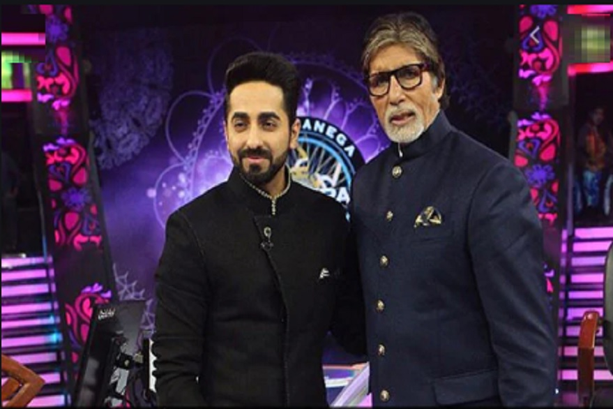 Ayushmann Khurrana reveals he was intimidated by Amitabh Bachchan off-screens
