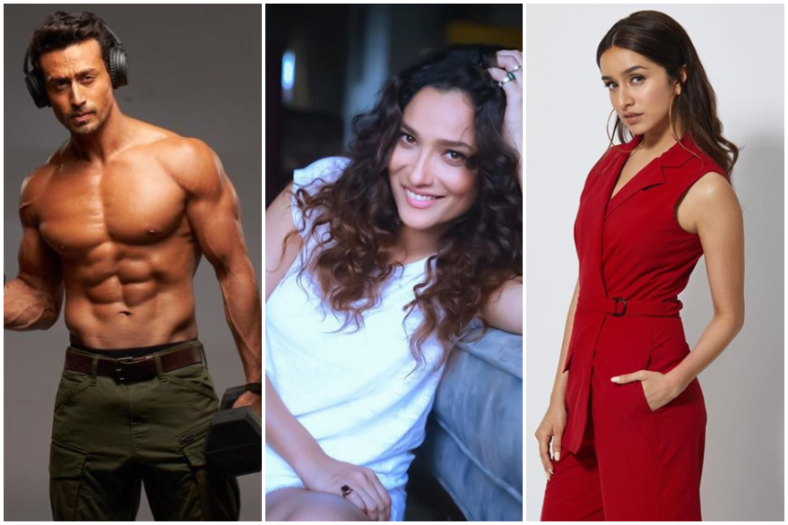 Ankita Lokhande to appear as Shraddha Kapoor's sister in Tiger Shroff starrer