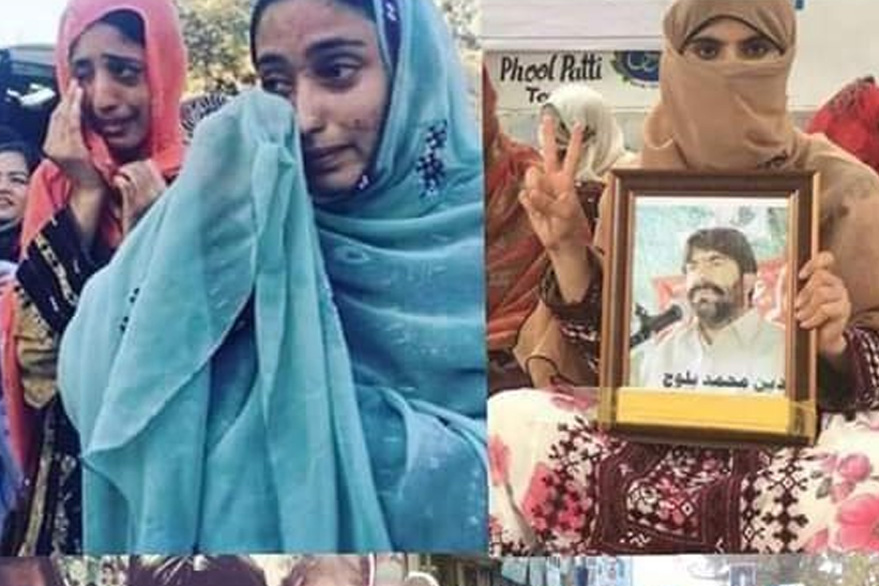 Thousands of Baloch political activists have been killed and Abducated by Pakistani army and Intelligence agencies. Thousands of activists also disappeared.