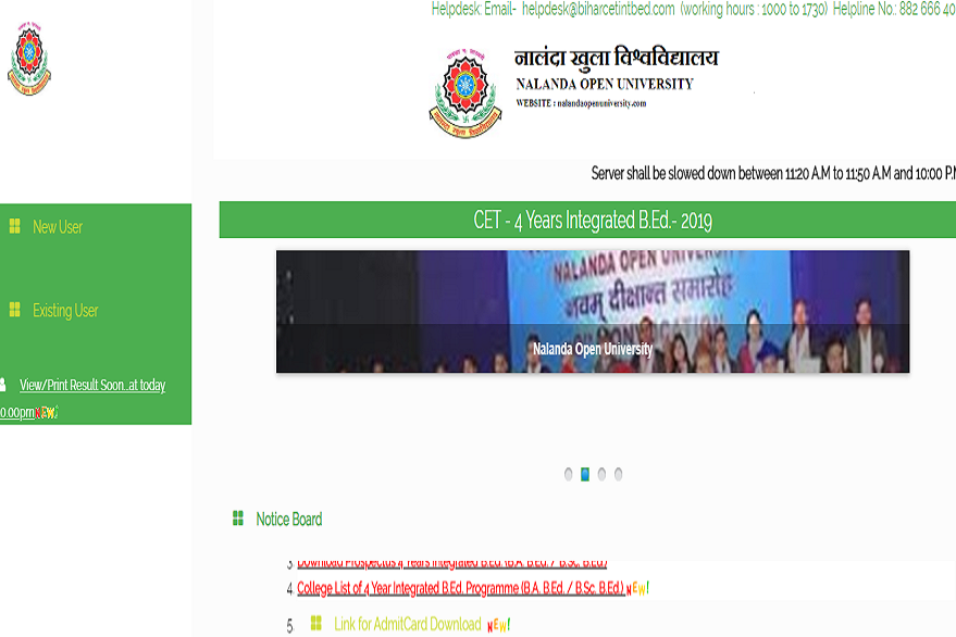 Bihar BEd CET result 2019 out: Know how to check @ biharcetintbed.combiharcetintbed.com