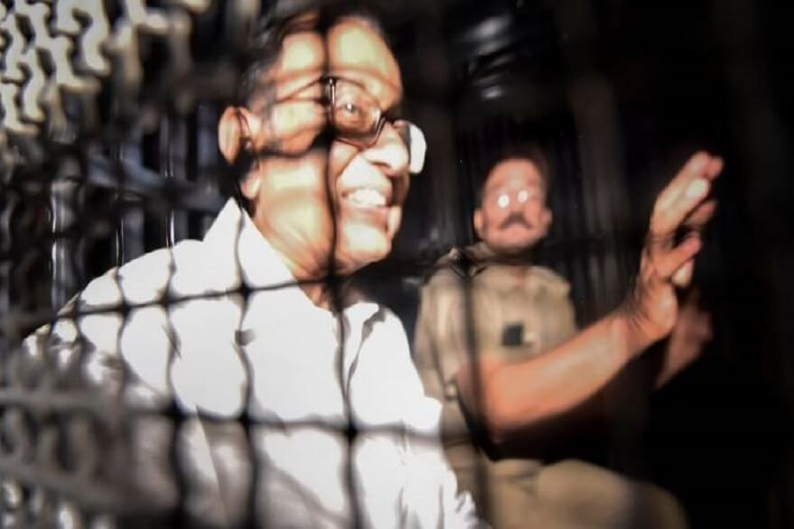 P Chidambaram in Tihar jail: With overhead fan, cot and no mattress, former Union Minister spends restless night in jail