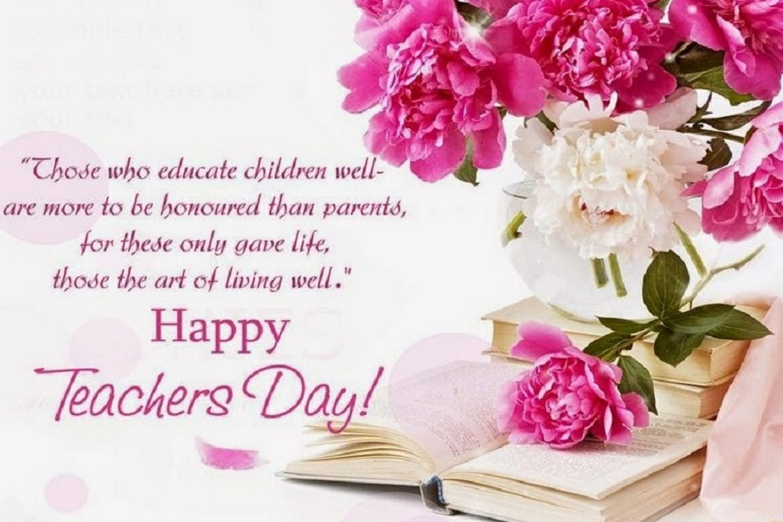 Teachers Day 2019: Wishes, SMS, Wallpapers, Messages, Facebook and Whatsapp Status to celebrate the day