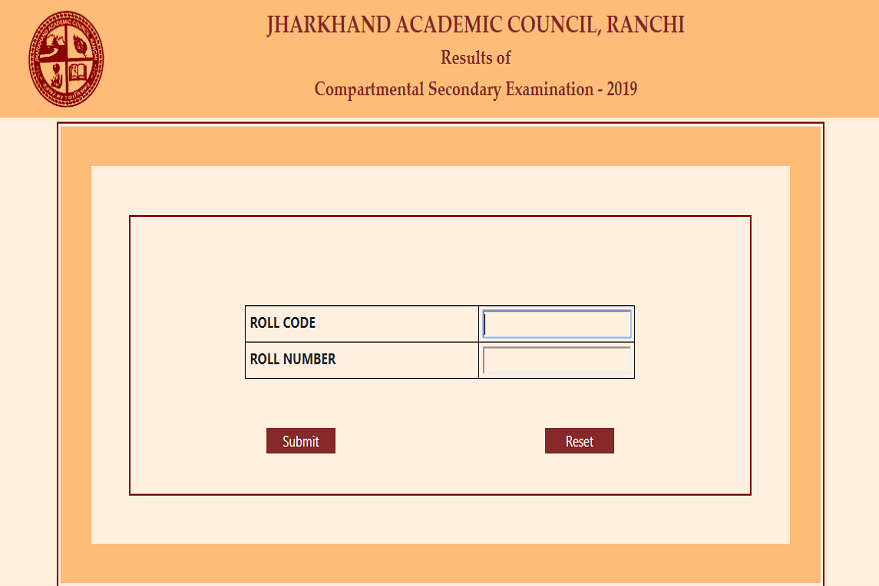 Jharkhand JAC 10th, 12th compartmental result 2019 declared