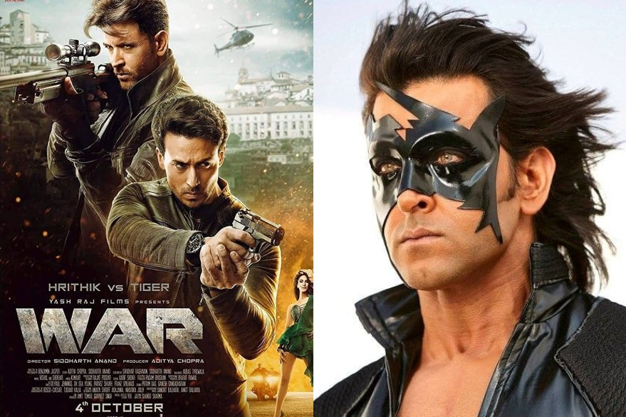After War, Hrithik Roshan to start filming for Krrish 4 for Christmas 2020 to clash with Lal Singh Chaddha, Bachchan Pandey